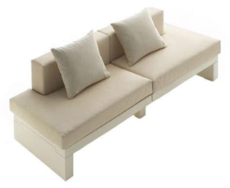 sofa mit einer lehne coussin pour canape sans accoudoir