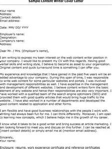 Cover Letter Grant Writer Position Writing A Cover Letter For Obbosoft