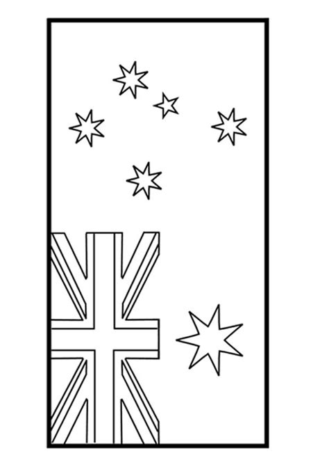 australian flag template to colour 25 best ideas about australian flags on