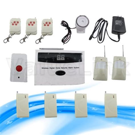 new wireless home security alarm system auto dailing home
