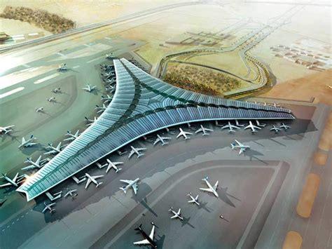 kuwait international airport  terminal airport technology