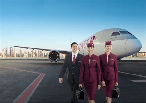 qatar cabin crew explore the world with qatar airways