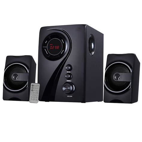 bluetooth home audio subwoofer speaker system
