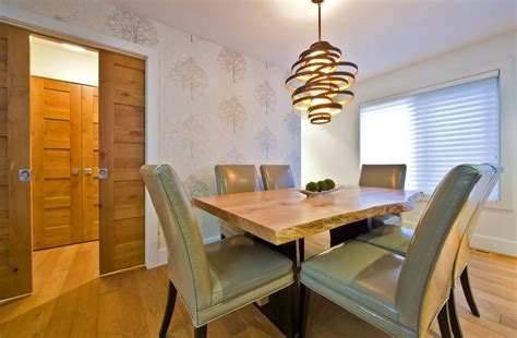 Modern Light Fixtures Dining Room by Dining Room Gorgeous Dining Room Idea Presented With