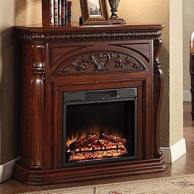 42 Electric Fireplace by Corner Electric Fireplace 349 42 Quot Rich