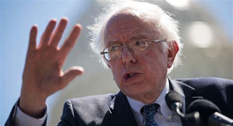 bernnie sanders sanders litmus test alarms democrats politico