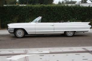 1962 Convertible Cadillac 1962 Cadillac Convertible The Vault Classic Cars