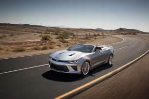 Chevrolet Camaro Convertible 2016 Chevy Camaro Convertible Design Poll Gm Authority