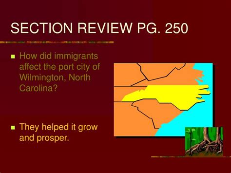 Section Review by Ppt Chapter 7 The Southern Colonies Powerpoint
