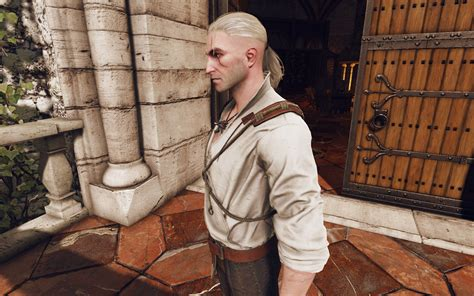 The Hairstyles by Real Sides Hairstyle At The Witcher 3 Nexus Mods