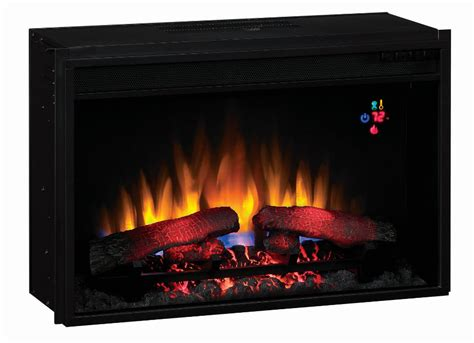 Electric Fireplace With Sound by 26 Classic Electric Fireplace Insert 26ef023gra