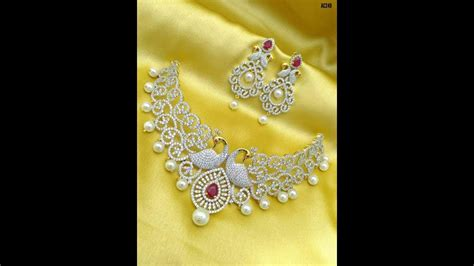 one gram gold jewellery collections awesome