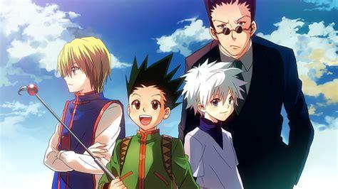 anime hunter x hunter hunter x hunter will return later this year