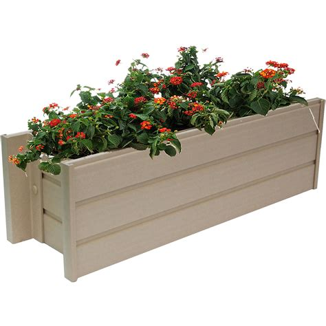 Window Box Planters by Window Box Planter In Garden Planter Boxes