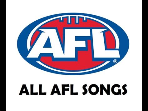 theme songs afl all afl theme songs 2016 youtube