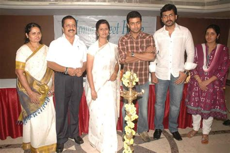 Surya sister brinda marriage records