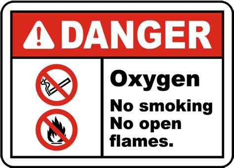 no smoking oxygen signs printable printable oxygen storage tanks sign pictures to pin on