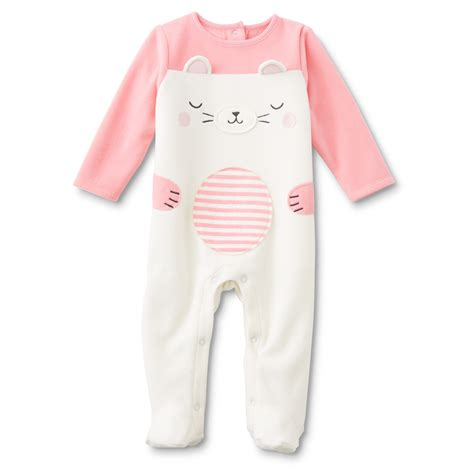 Sleeper Shopping Wonders Newborn S Footed Sleeper Pajamas