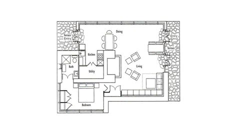 seth peterson cottage floor plan seth peterson cottage mirror lake wi usa plansmatter