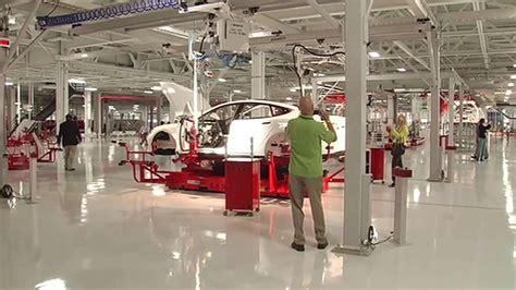 Tesla Fremont Plant Tesla Plans To Expand Fremont S Production Plant