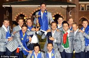 The Miracle At Medinah Cup 2012 Dvd Miracle At Medinah Daily Mail