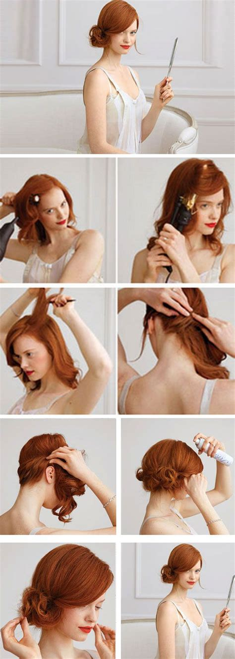 Wedding Hairstyles Side Chignon by Best 25 Side Chignon Ideas On Side Bun Updo
