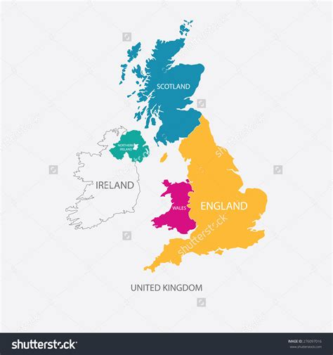 clipart uk united kingdom map clipart 70