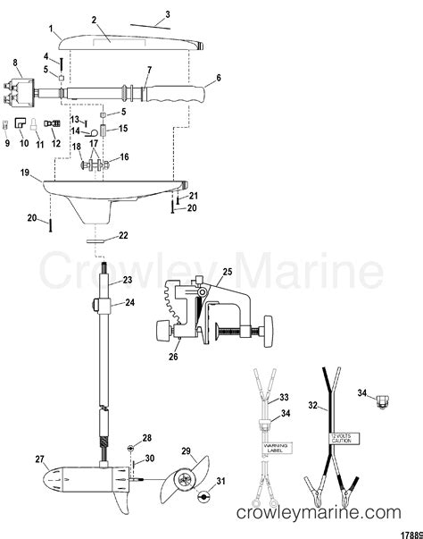 trolling motor diagram trolling free engine image for