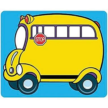 printable bus tags kindergarten trend enterprises 174 kindergarten 2nd grades name tag