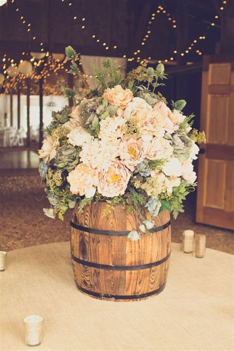 stunning diy rustic wedding decorations
