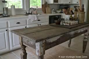 Antique Farmhouse Kitchen Table Farmhouse Table Kitchen
