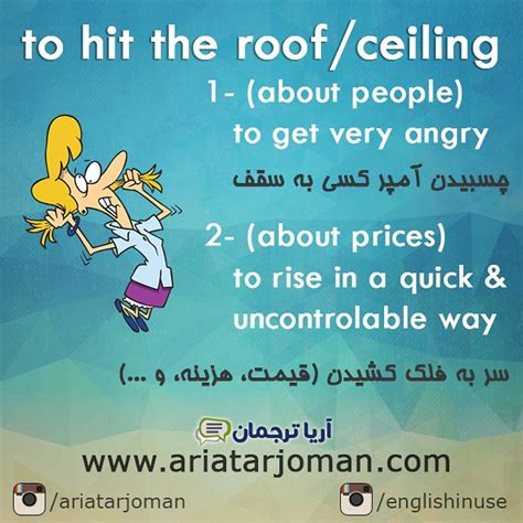 Hit The Ceiling Meaning by