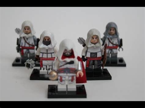 lego ezio's assassins (ac brotherhood) youtube