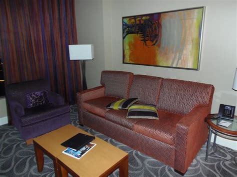 las vegas 2 bedroom suites on the strip the 2 bedroom suite the connecting room with the sofa