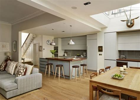 kitchen extension ideas goes lightly