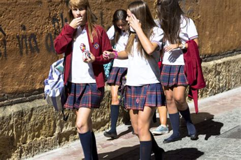 Hartlepool Headteacher Forces Girls To Wear Tights For