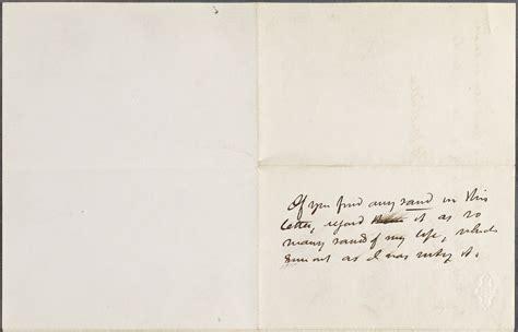 Herman Melville Letters
