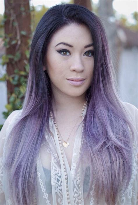 coloring only bottom of d hair 1000 images about purple hair on pinterest