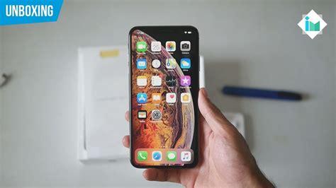 apple iphone xs max unboxing en espa 241 ol