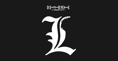 Hoodie L Logo Deathnote Lve 1 l note note t shirt teepublic
