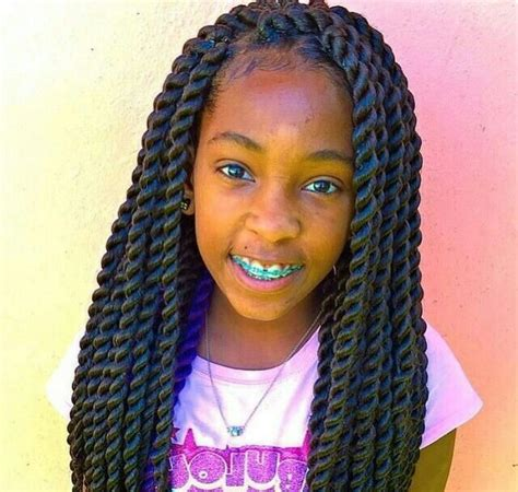 natural hair big braids pin by african american hairstyles on natural hair style