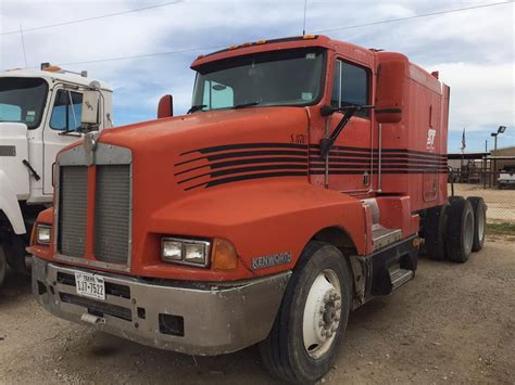 kenworth t600 for sale kenworth t600 in texas for sale 93 used trucks from 6 000