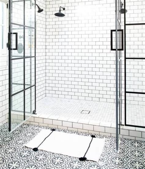 cement tile bathroom the 13 different types of bathroom floor tiles pros and cons