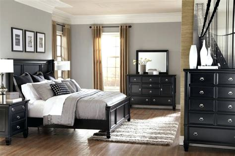 Black Queen Bedroom Set Black Furniture Bedroom Ideas White Bedroom Black Furniture