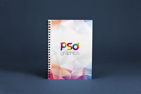 notebook template psd spiral notebook mockup free psd psd graphics