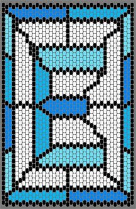 seed bead letter patterns alphabet 2 biser info all about and beaded works