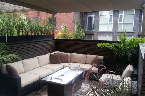 Retractable Deck Cover Waterproof Retractable Deck Cover In Toronto Shadefx