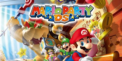 mario party ds nintendo ds jeux nintendo