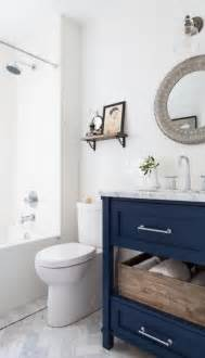 bathroom vanity blue be inspired to paint your bathroom vanity a non neutral