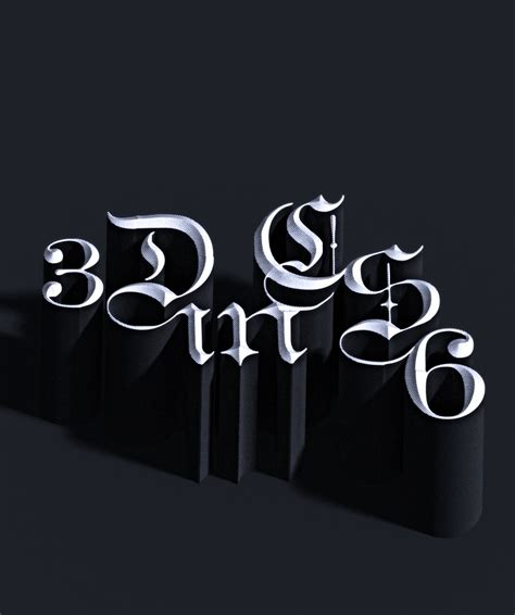 3d typography tutorial photoshop cs6 playing with 3d in photoshop cs6